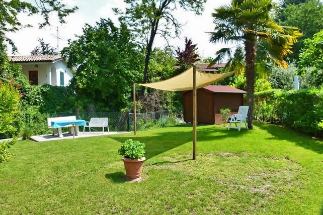 Haus und Garten - Ferienwohnung in Bardolino